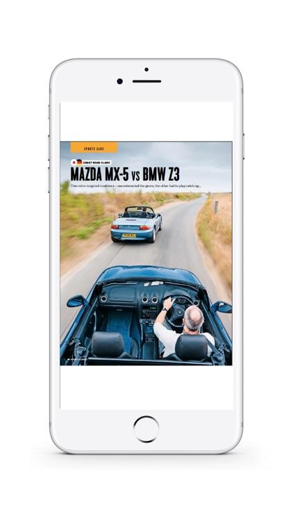 Modern Classics car magazine screenshot-3