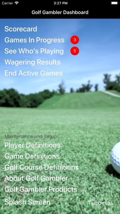 Golf Gambler screenshot-0