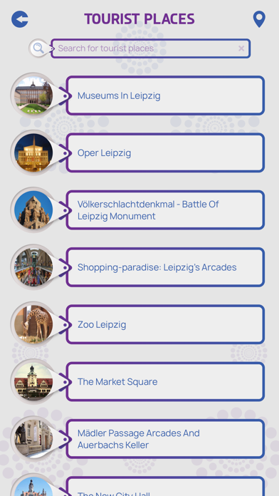 Leipzig Travel Guide screenshot 3