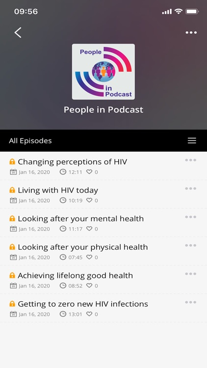 in-Podcast