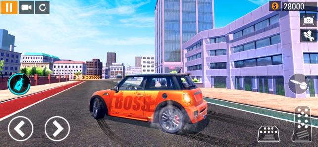 City Car Racing Simulator 2019
