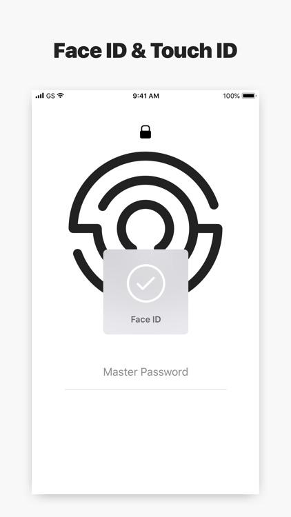 AskMePass - Password Manager