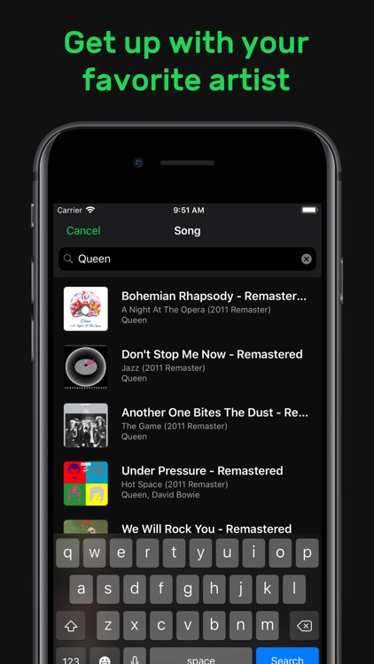 Alarmify for Spotify Music screenshot-3
