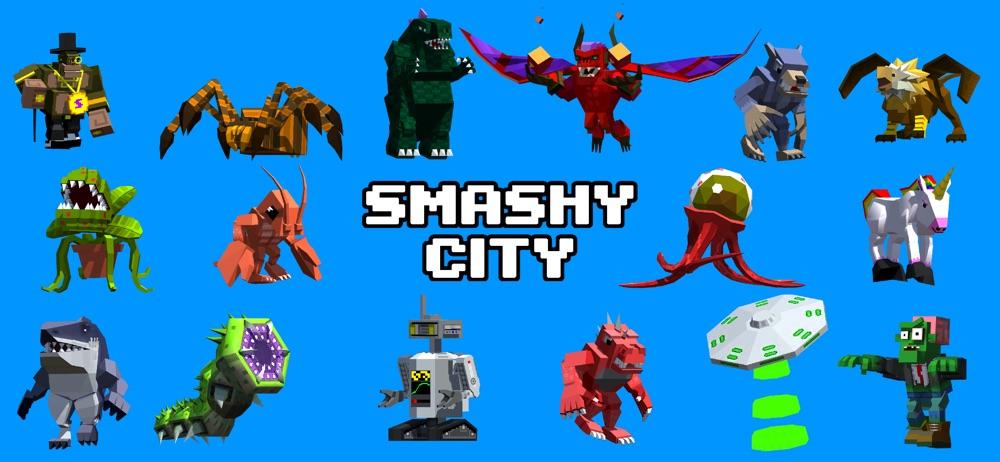 Smashy City Cheat Codes