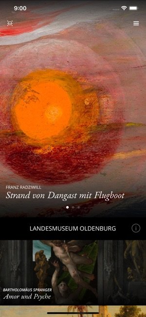 SC Landesmuseum Oldenburg Screenshot