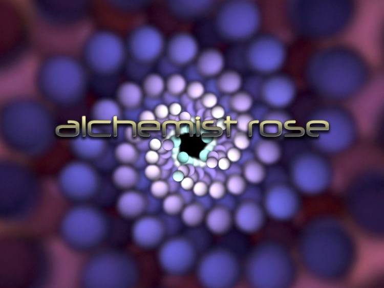 Alchemist Rose • for iPad