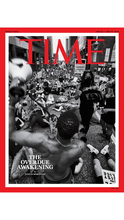 TIME Magazine South Pacific