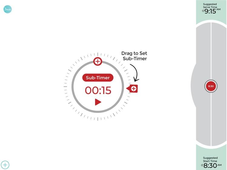 Dash - Visual Cooking Timer screenshot-5