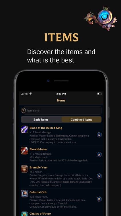 Summoner TFT -  Tactics Helper screenshot-4