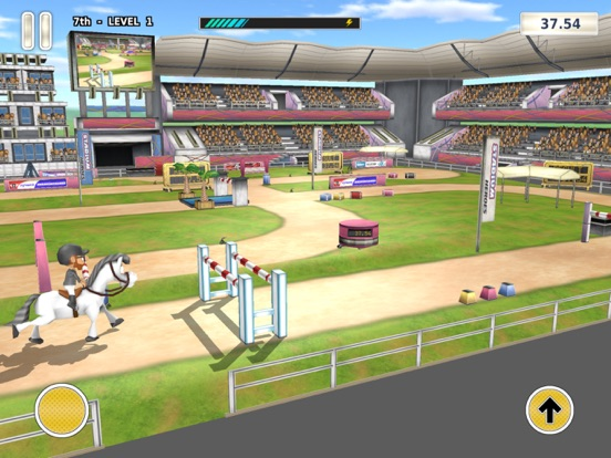 Stadium Heroes Summer Games screenshot 10