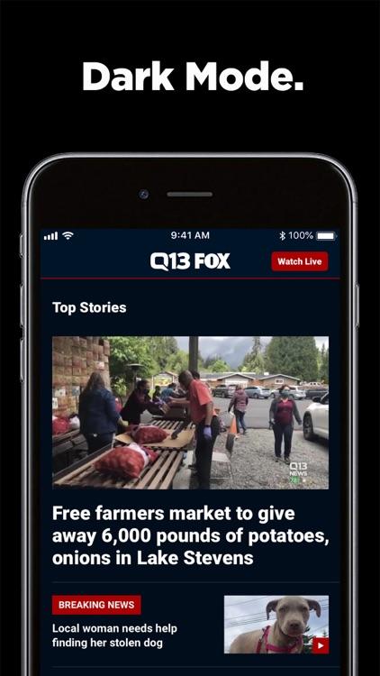 Q13 FOX: Seattle News & Alerts screenshot-5