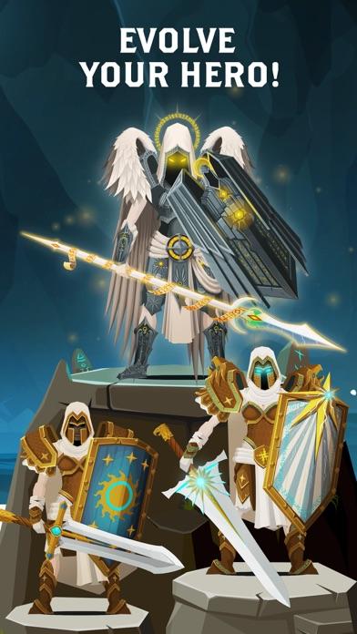 Questland: Hero Quest screenshot one