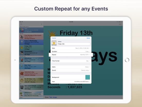 Reminder & Countdown free screenshot