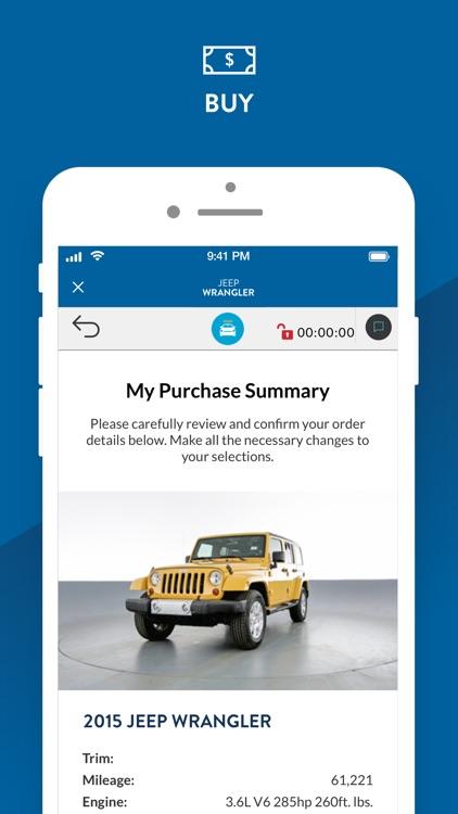 Carvana: Buy Used Cars Online screenshot-3