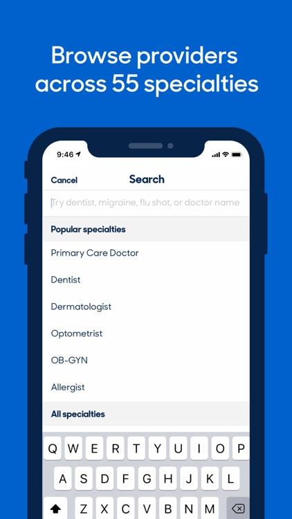 Zocdoc On Demand Doctor Visits screenshot-5