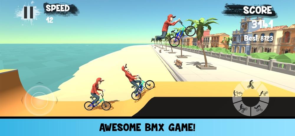 BMX Boss Flip Cheat Codes