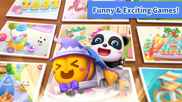 Baby Panda's Party Fun screenshot-3