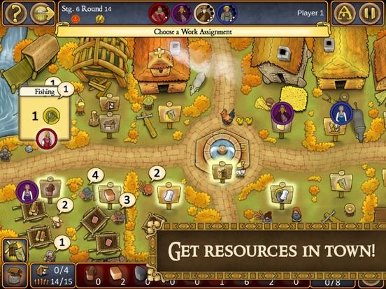 Agricola Revised Edition screenshot 7