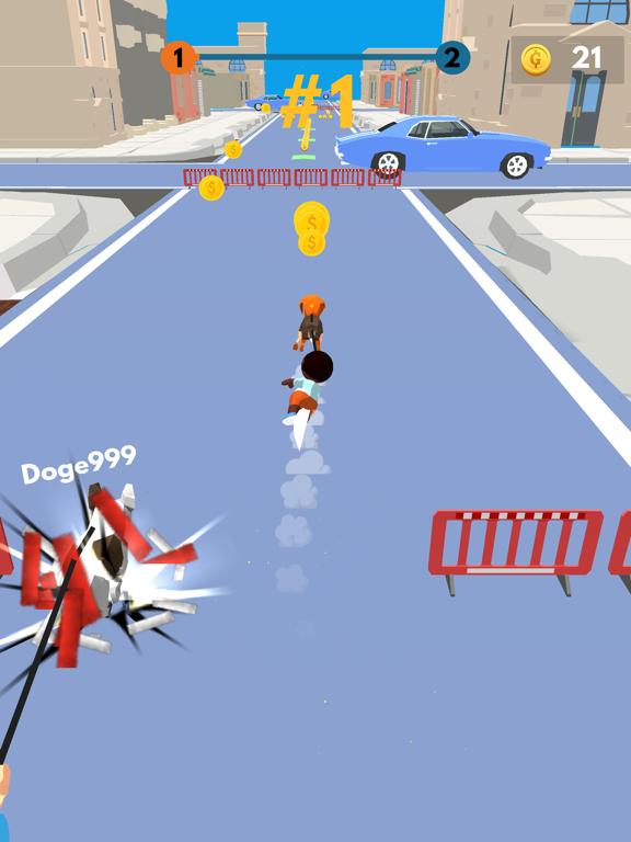 Animal Racing.io screenshot 7