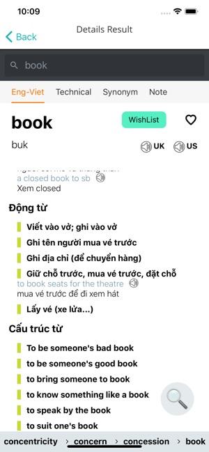 Từ điển Anh Việt  V-Dictionary