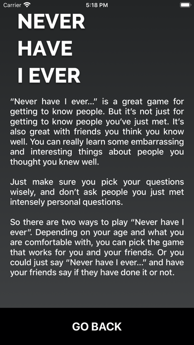 Never Have I Ever ... screenshot 7