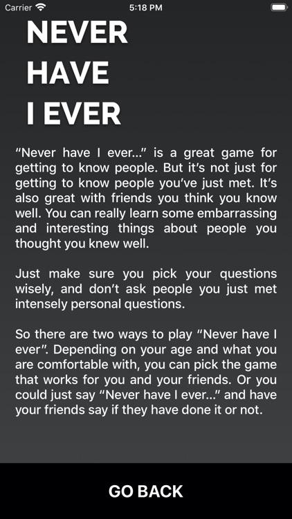 Never Have I Ever ... screenshot-6