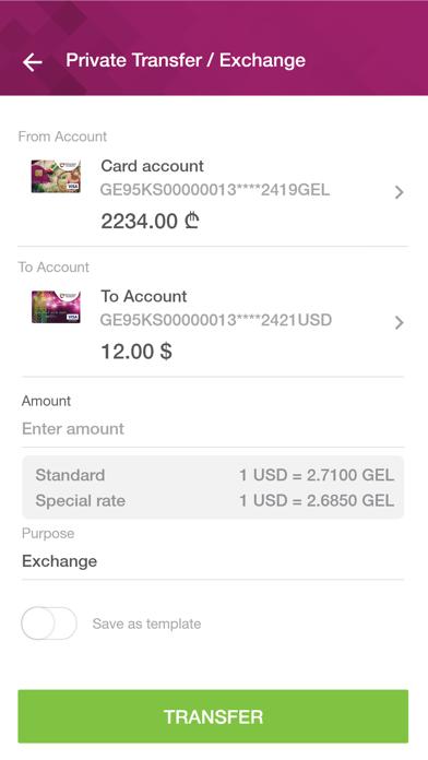 Terabank Mobile Banking 5