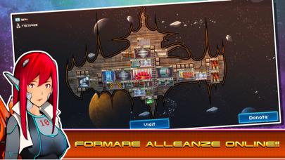Screenshot of Pixel Starships™ Space MMORPG2