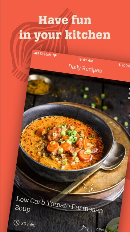 KptnCook Recipes & Cooking screenshot-0