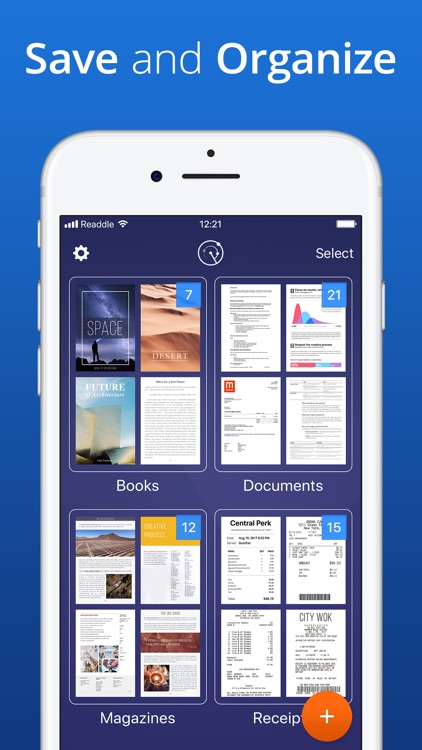 Scanner Pro: PDF Scanner App screenshot-4