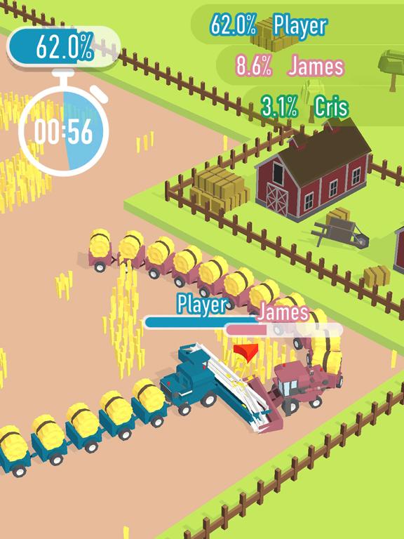 Harvest.io screenshot 8