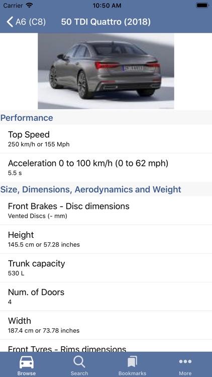 CarsDB Offline screenshot-3