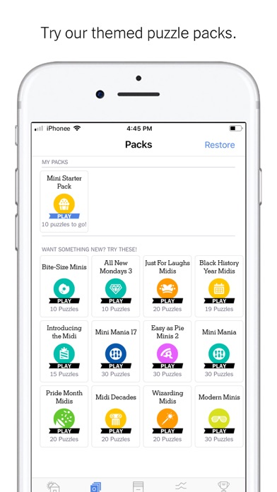 New York Times Crossword App Reviews User Reviews Of New