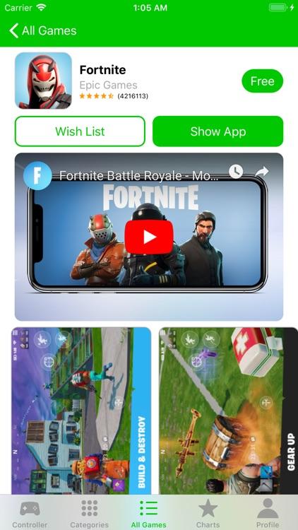 Game Controller Apps screenshot-3
