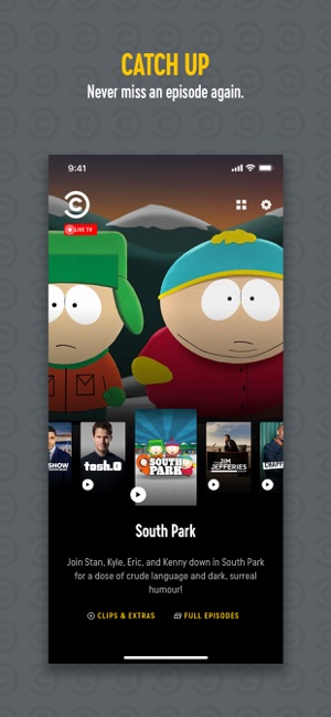 Comedy Central on the App Store