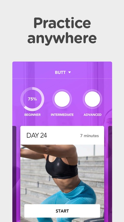 30 Day Squat And Abs Challenge
