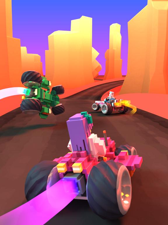 Rockets Racing! -  Cars screenshot 4