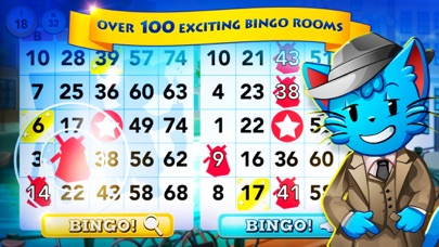 Bingo Blitz™ - Live Bingo Game Screenshot