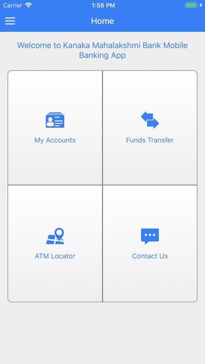 Kanaka Mahalakshmi Bank Mobile