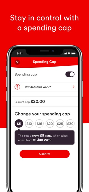 Virgin Mobile Account on the App Store