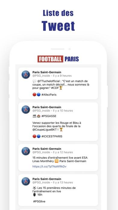 Football Parisلقطة شاشة5