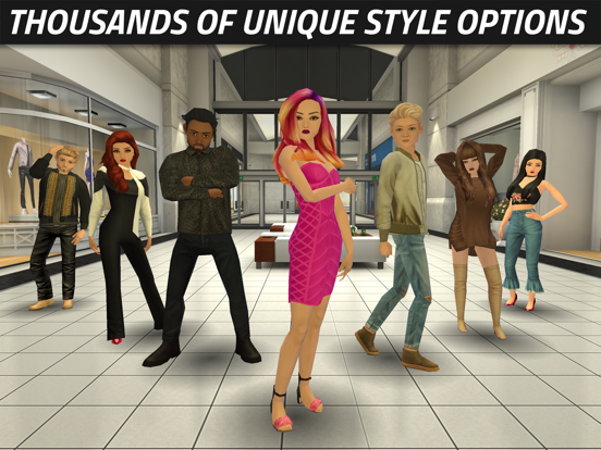 Avakin Life – 3D Virtual World-ipad-4