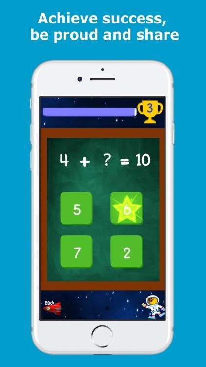 Maths Galaxy screenshot-4