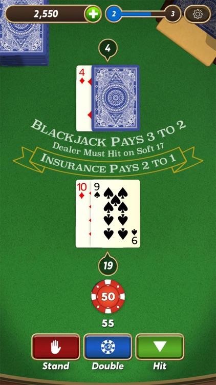 Blackjack screenshot-3