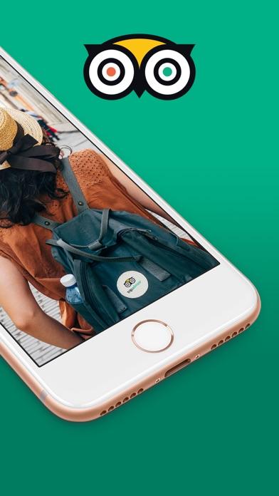 TripAdvisor トリップアドバイザー ホテル、航空券 ScreenShot1