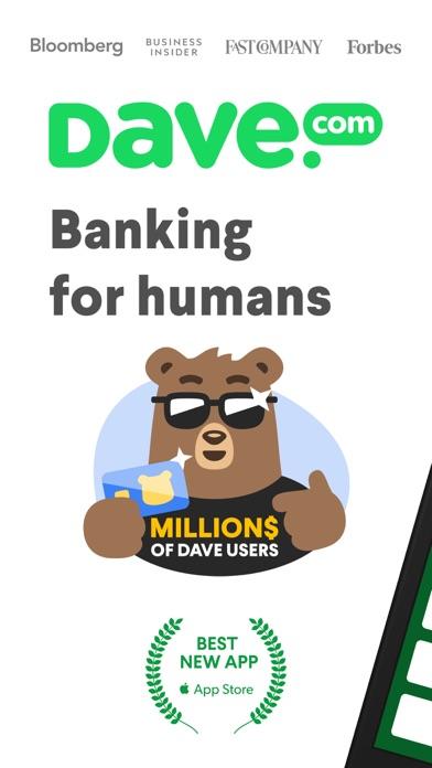 Dave - Banking For Humans - Revenue & Download estimates