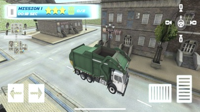 Garbage Truck Parking SIMのおすすめ画像1