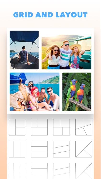 Photo Collage & Editor ·