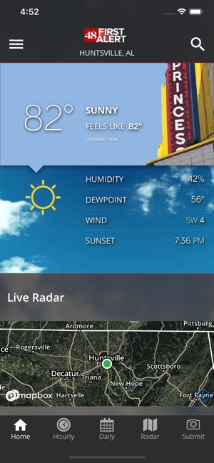 WAFF 48 Storm Team Weather on the App Store