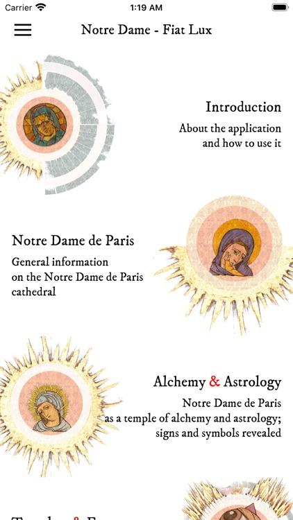 Notre Dame - Fiat Lux